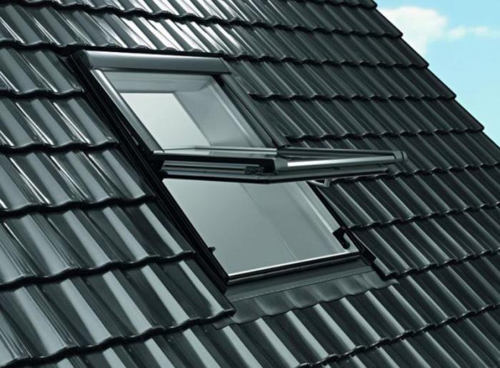 Dachfenster roto r4 fenster aus polen kraina okien - Dachfenster aus polen mit einbau ...