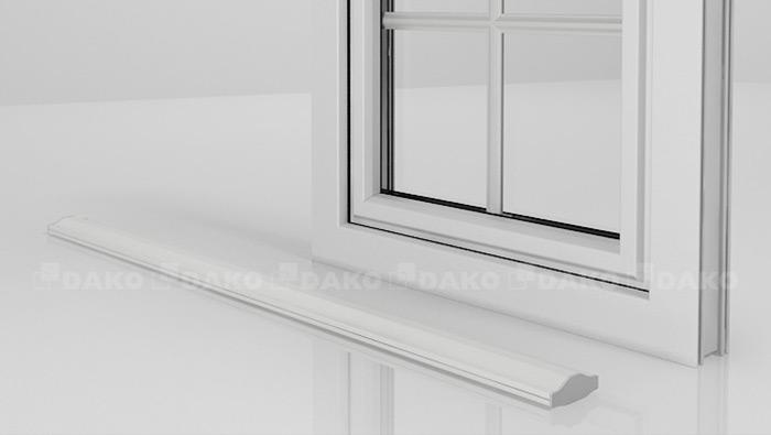holzfenster profil 92 mm kraina okien polen. Black Bedroom Furniture Sets. Home Design Ideas